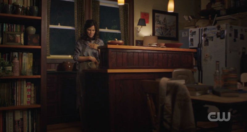 Charmed reboot house kitchen pilot