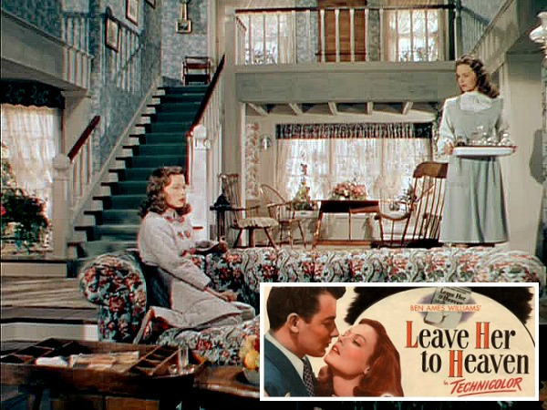Leave Her to Heaven movie