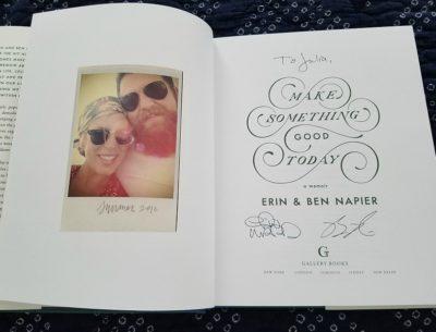 Make Something Good Today Book Erin Napier