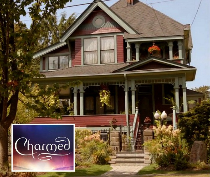 Queen Anne Revival House Charmed Reboot