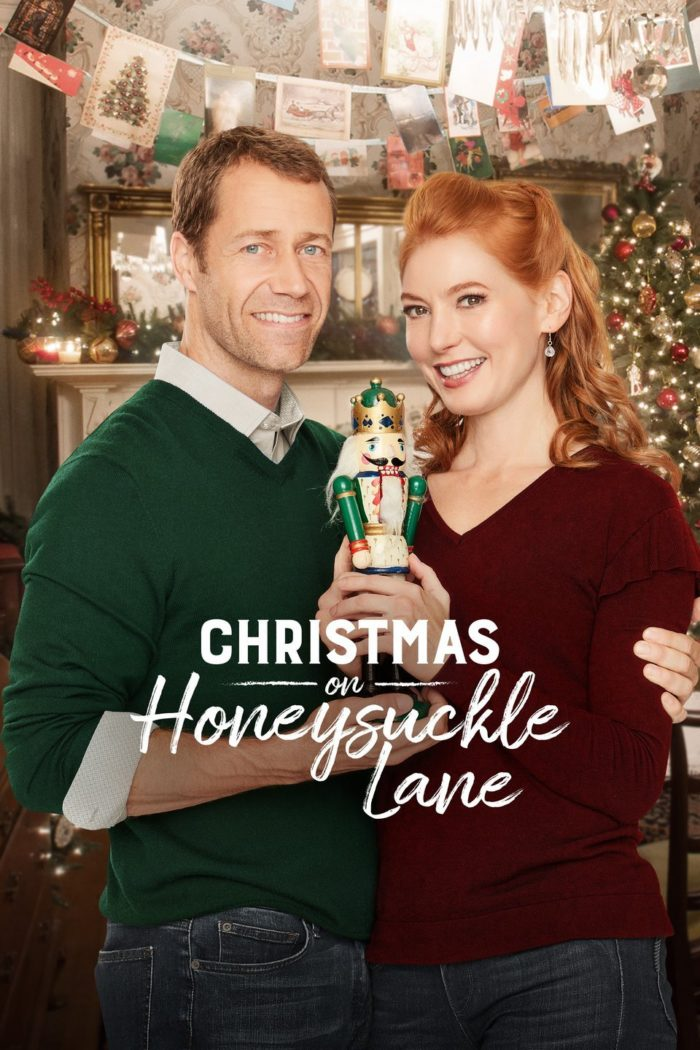 Christmas on Honeysuckle Lane Hallmark Movie Poster