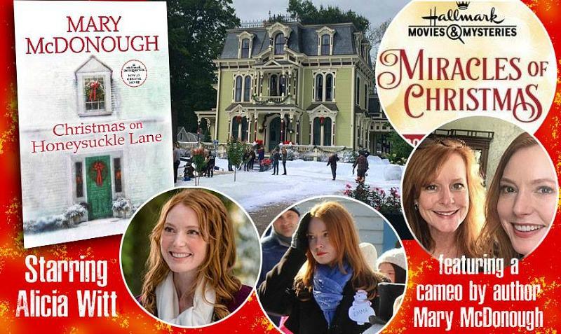 Mary McDonough Christmas on Honeysuckle Lane Promo