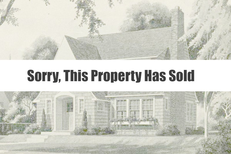 Sorry The House Has Sold Image