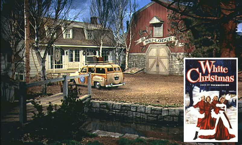 White Christmas Movie.White Christmas Columbia Inn In Pine Tree Vermont