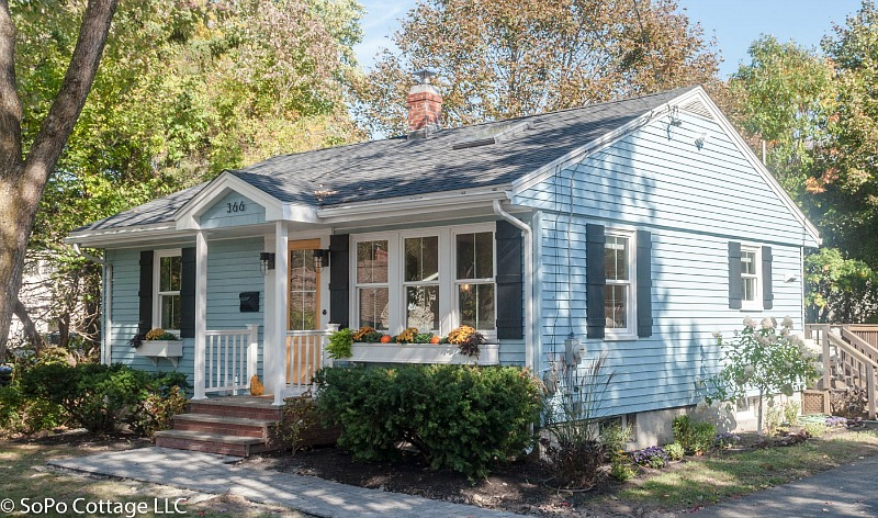 Charming Cottage After Makeover SoPo Cottage