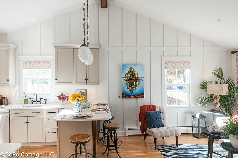 Before & After: Turning a Tiny Ranch Into a Cozy Cottage