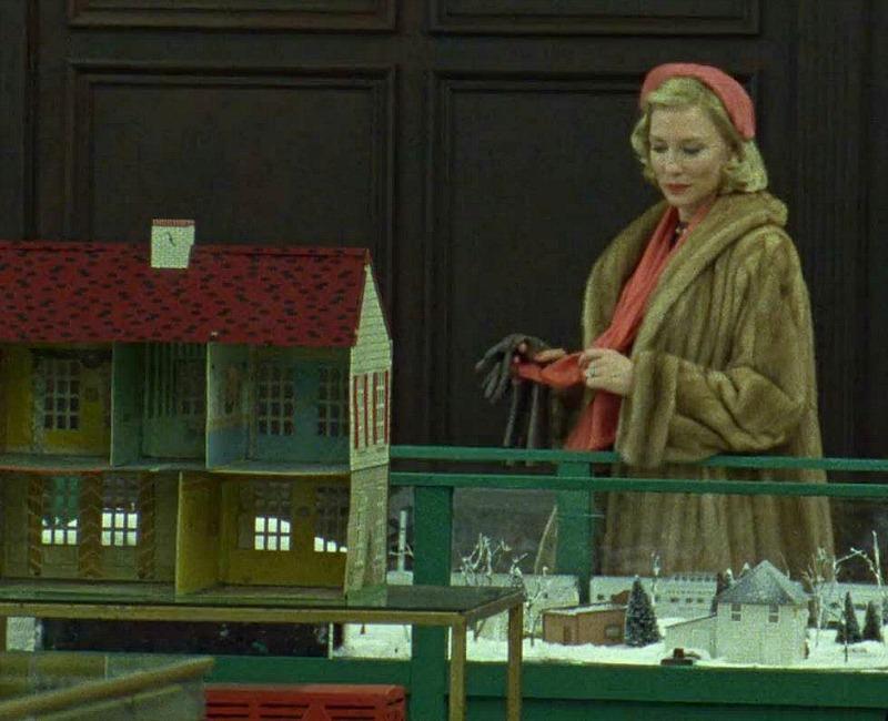 Movie Carol screenshot dollhouse