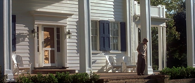 Ryan Gosling The Notebook front porch