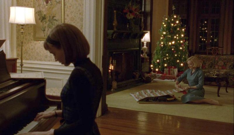 Screenshot living room from movie Carol