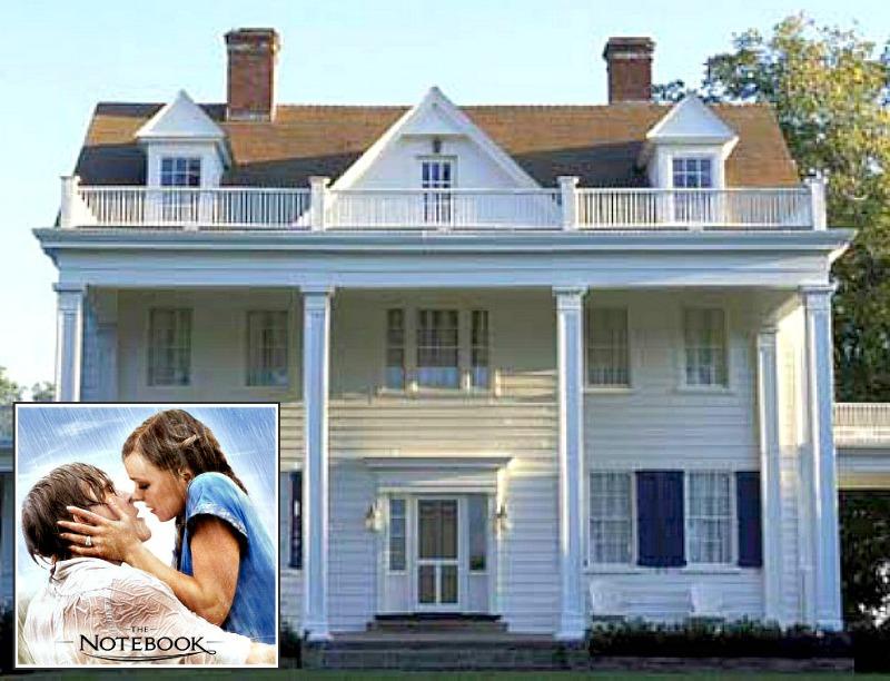 St Martin's Plantation The Notebook Movie House