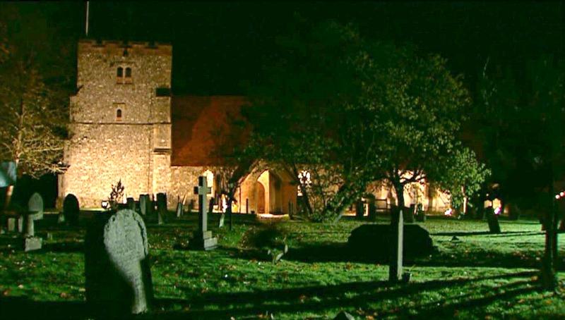 St. Barnabas Church Vicar of Dibley TV show