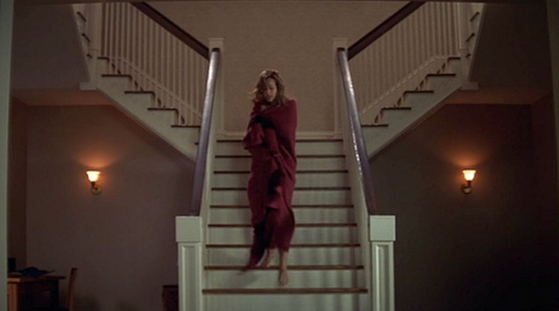 Staircase in Noah's House The Notebook