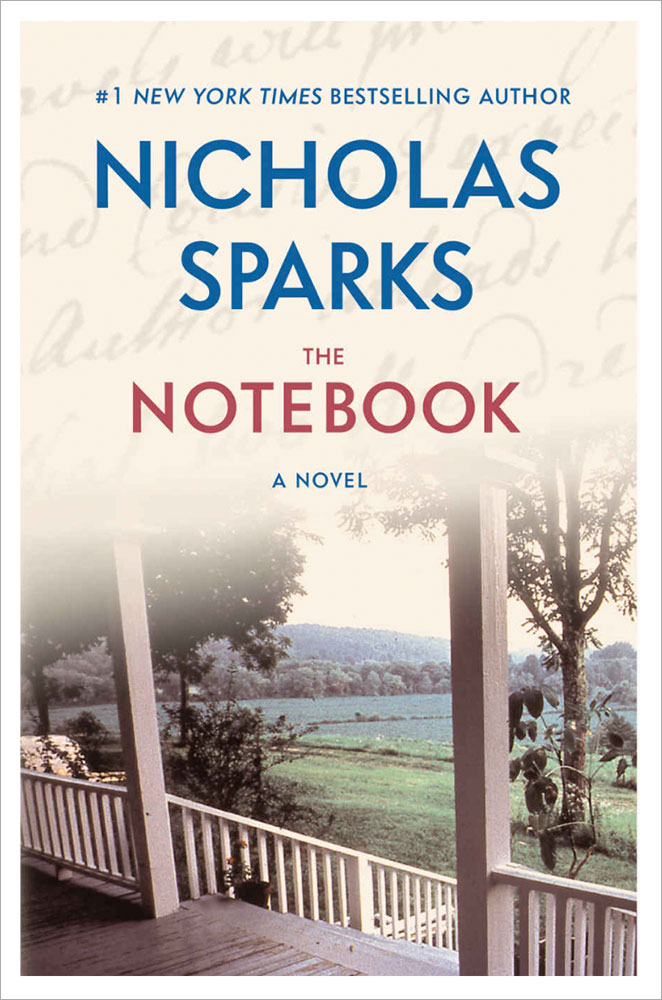 The Notebook novel by Nicholas Sparks