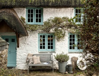 Under the Rose Cottage: A 17th-Century House to Rent in Cornwall