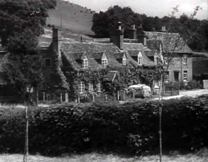 Windmill Cottage in Went the Day Well 1944