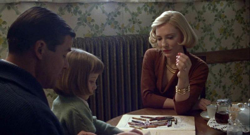 screenshot from the movie Carol Cate Blanchett