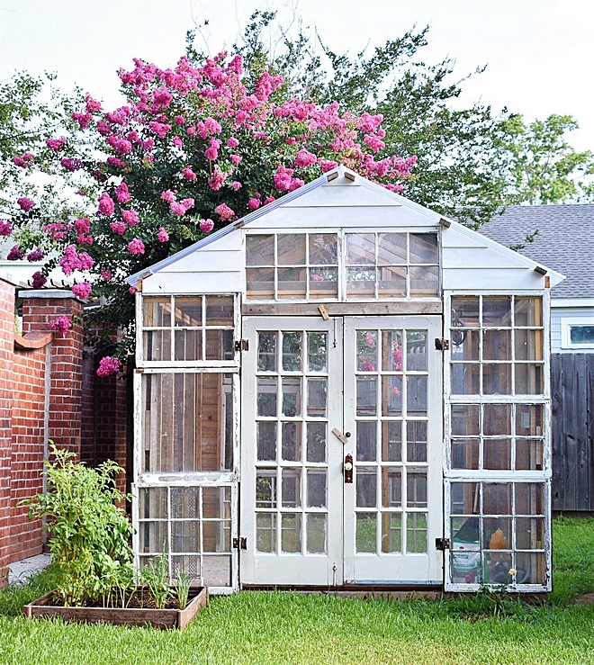 Greenhouse - Sara's Simply Southern Cottage