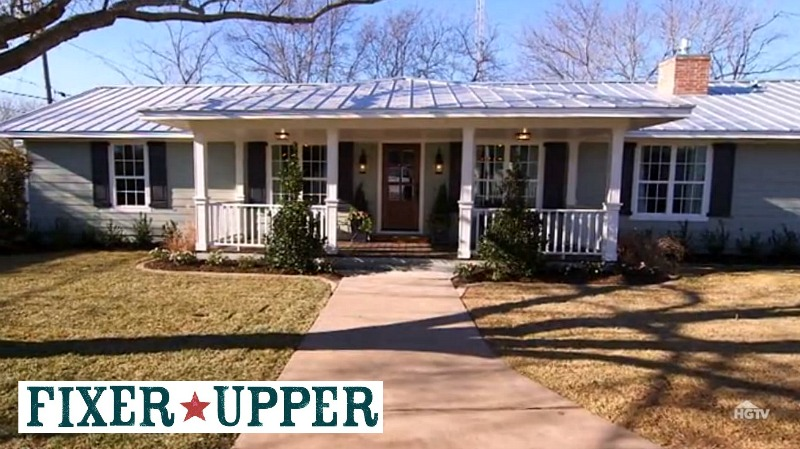 Fixer Upper Carriage House Vacation Rental Waco