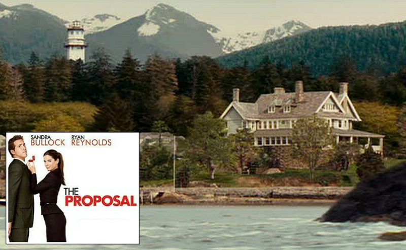 The Proposal Movie House Sandra Bullock Ryan Reynolds