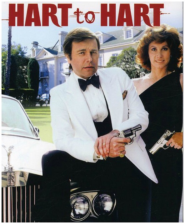 Celebrity Dining: Hart to Hart Season One DVD with Special Features