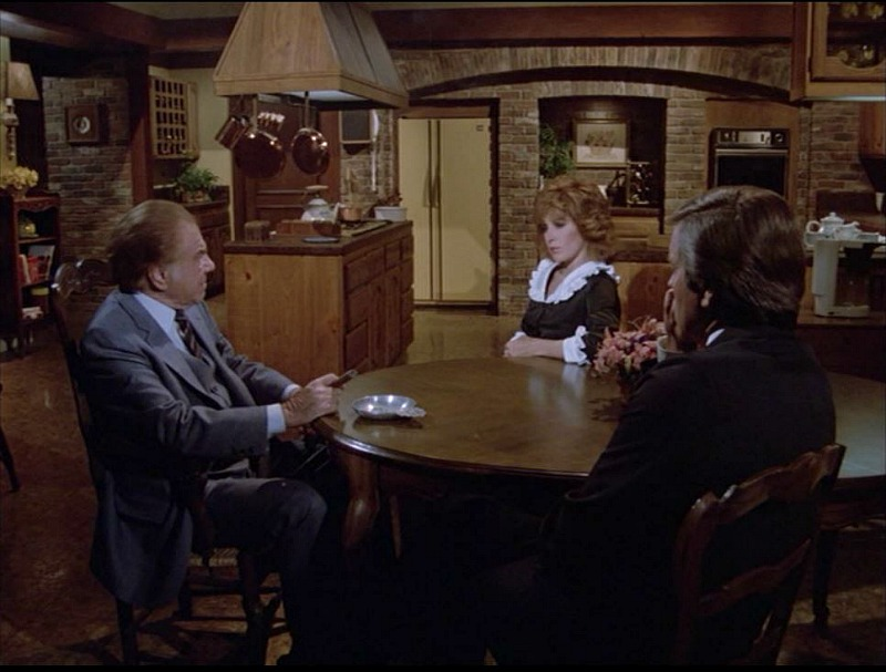 Celebrity Dining: Kitchen on TV show Hart to Hart Lionel Stander