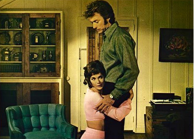 Jessica Walter Clint Eastwood Play Misty for Me