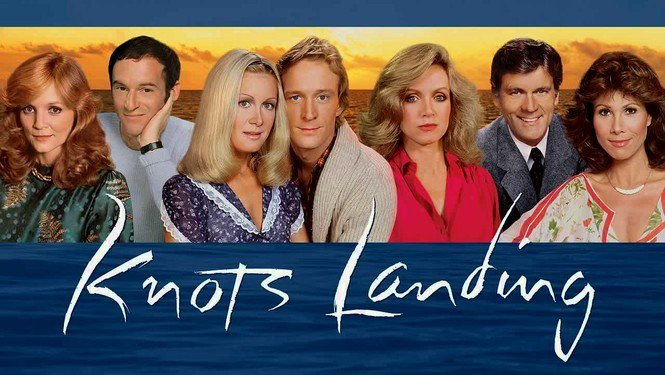 Knots Landing TV show Donna Mills