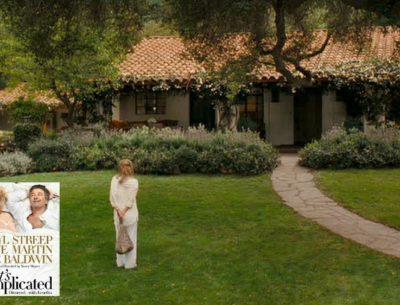 Meryl Streep's house It's Complicated movie