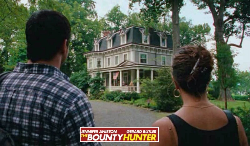 Bounty Hunter movie house