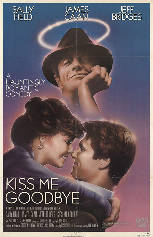 Kiss Me Goodbye movie poster Jeff Bridges