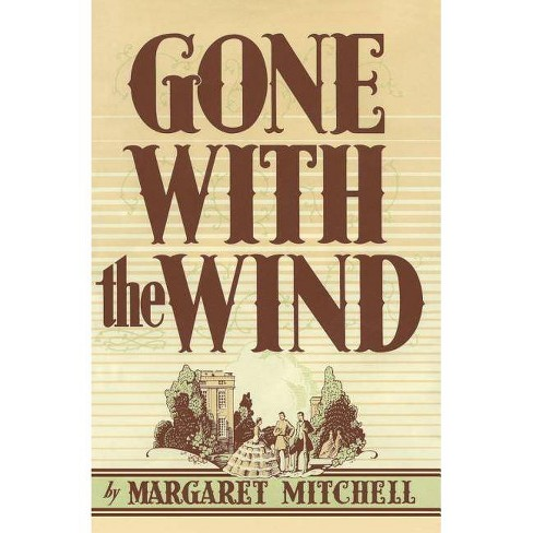 Gone With the Wind by Margaret Mitchell original cover