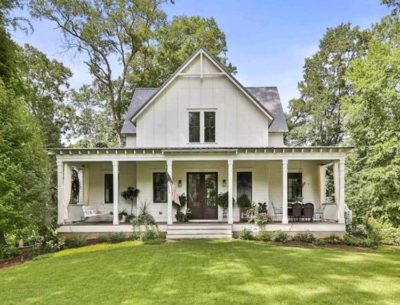 Modern Farmhouse For Sale Senoia Georgia