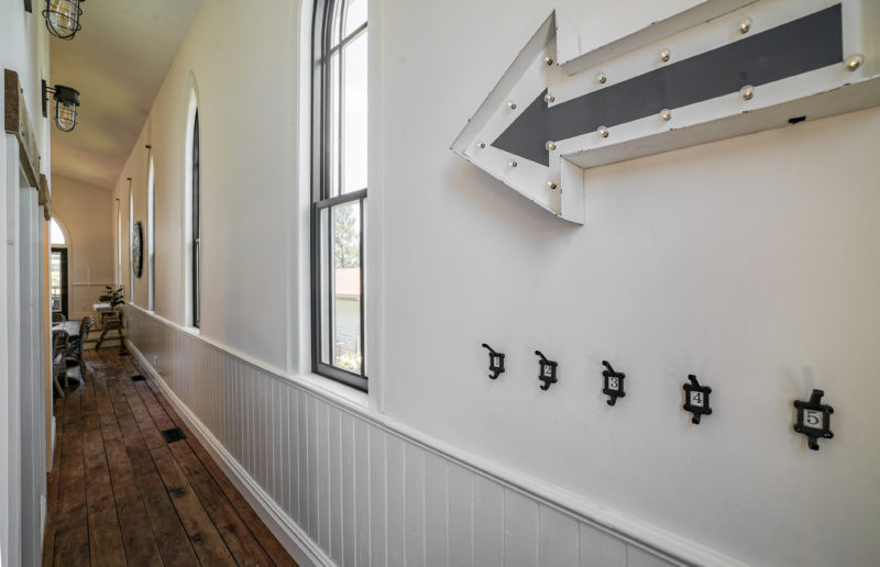 Chris Kauffman's Converted Church For Sale