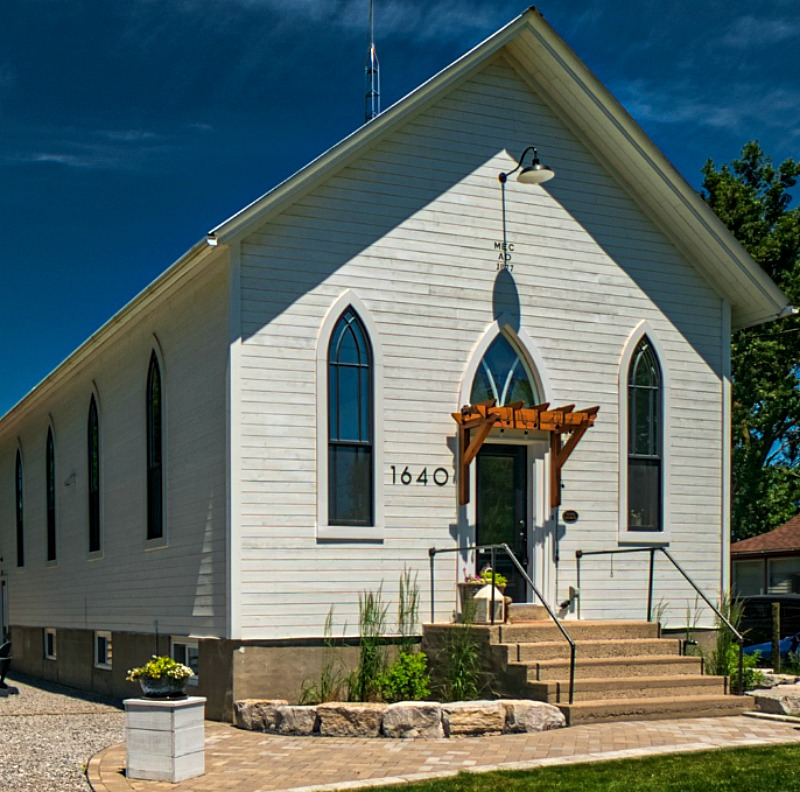 Chris Kauffman's Converted Church For Sale feat