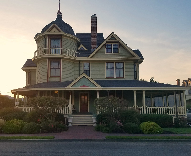 Williams Cottage Inn Beach Haven NJ Bed and Breakfast