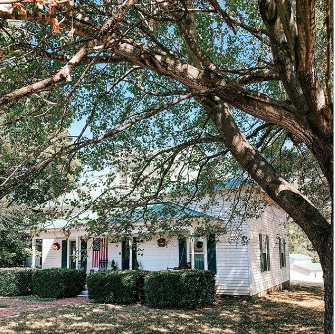 Angela's Farmhouse for Sale Outside Nashville