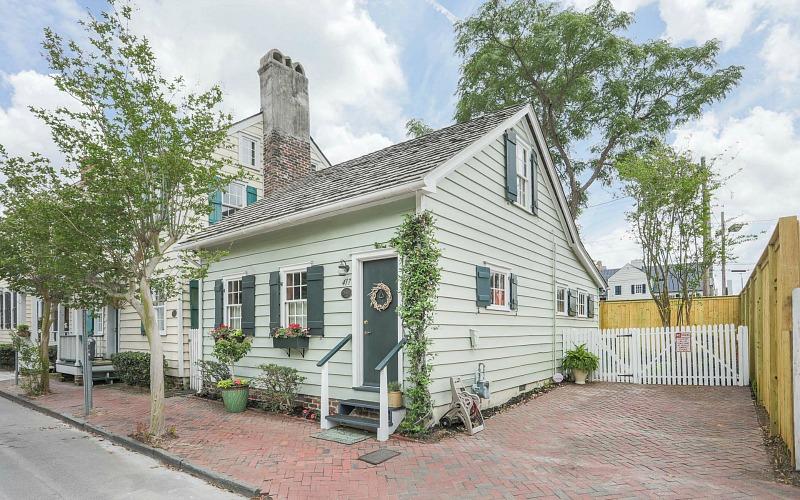 Freeman's Cottage Savannah GA