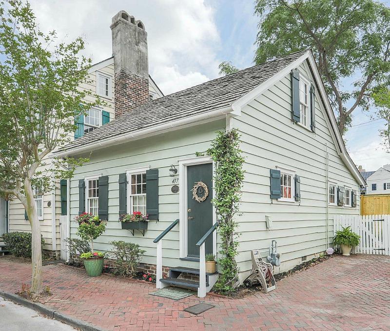 Freeman's Cottage Savannah GA Lucky Vacation Rental