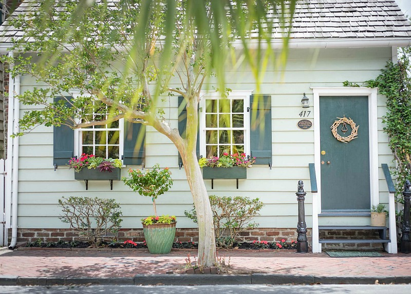 Freeman's Cottage Savannah GA Vacation Rental