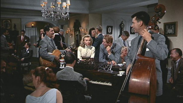 White Christmas movie facts cast party scene