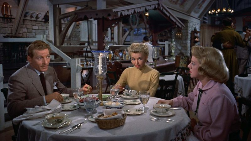 Danny Kaye Vera Ellen Rosemary Clooney White Christmas