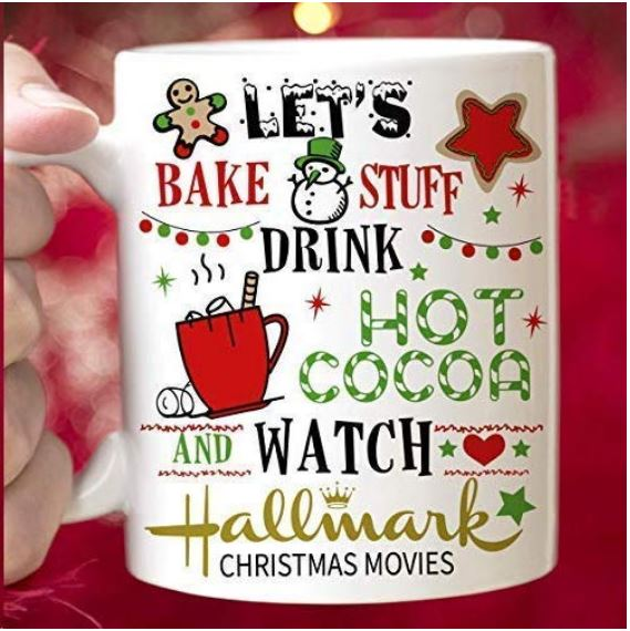 Hallmark Christmas Movie Mug Amazon
