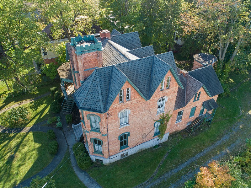 James Seymour Mansion Auburn NY