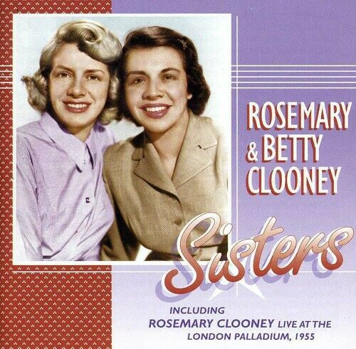 Rosemary and Betty Clooney sister act album cover