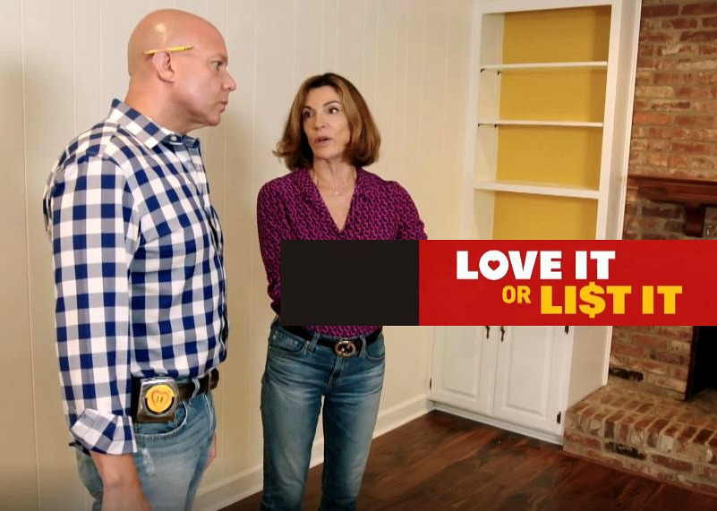 What Happened to Love It or List It Contractor Eric Eremita