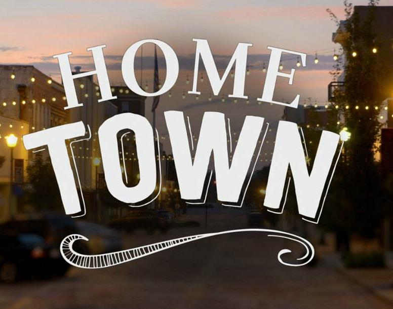 Home Town logo HGTV