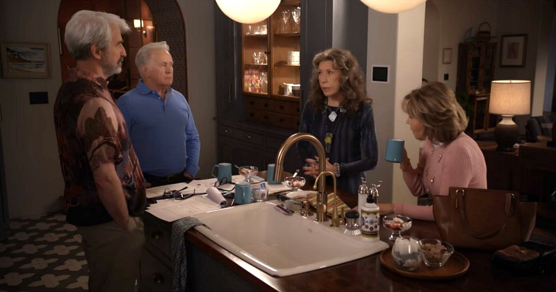 Sol Robert Grace and Frankie Kitchen