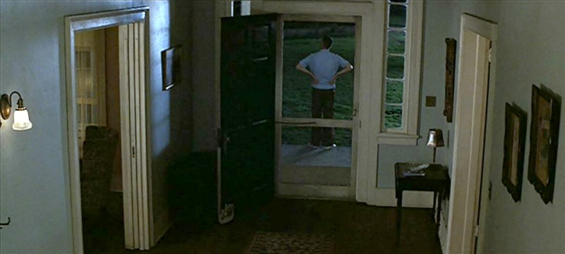 Forrest Gump House Front Hallway Nighttime