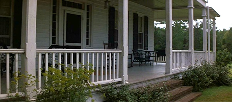 Forrest Gump House Front Porch Greenbow AL