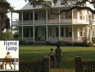 Forrest Gump Movie House Greenbow Alabama